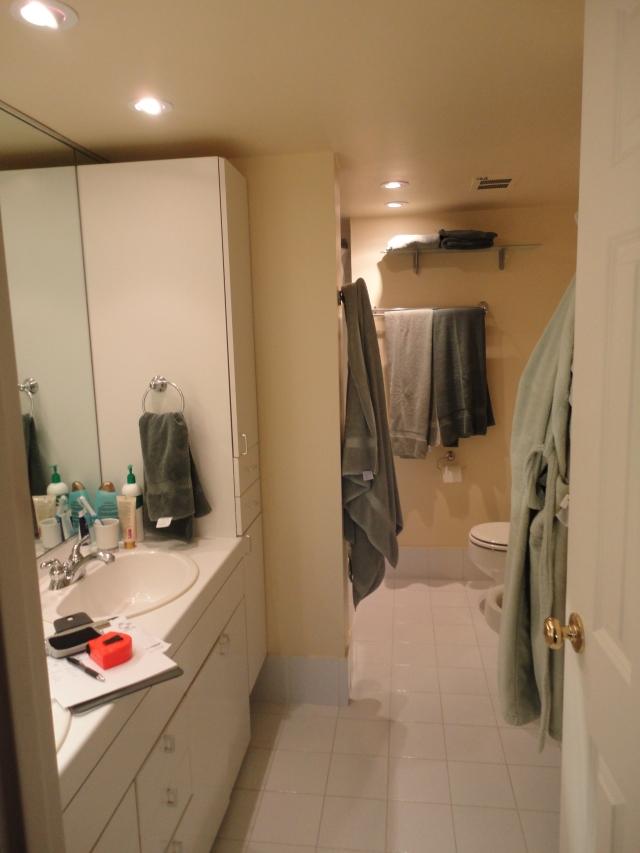 en-suite before